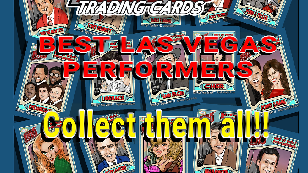 Best of Las Vegas Performers