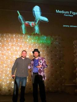 Award Winning Artist,Jeremy Johnston