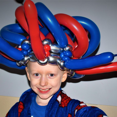 Party Balloon Hat
