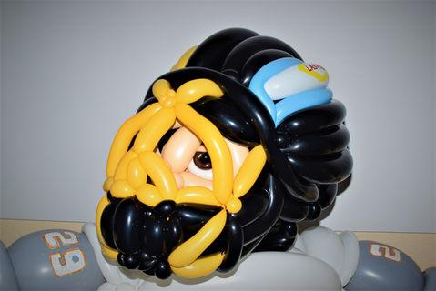 Vegas Golden Knights Balloon Sculpture