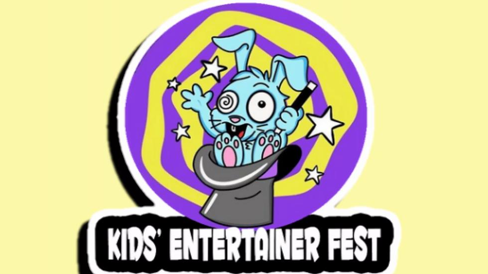 Kids Entertainer Fest Raffle Ticket