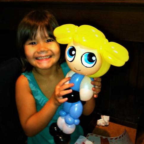 Powerpuff Girls Party Balloon