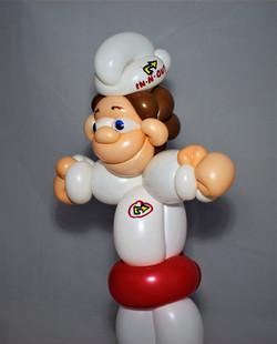 In N Out Burger Associate Candy Cu 2