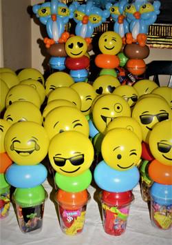 Emoji Candy Cups