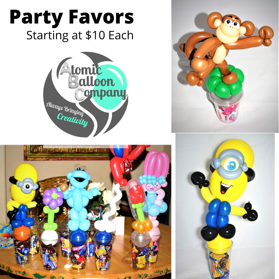Party Favor Pricing