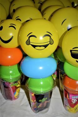 Emoji Candy Cup