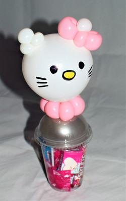 Hello Kitty Candy Cup Party Favor