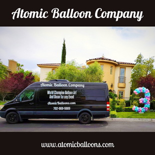 Balloon Decor Delivery