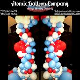 Dr. Seuss Themed Balloon Decor