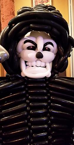 Grim Reaper Balloon Costume