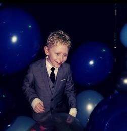 Room Full of Balloons!
