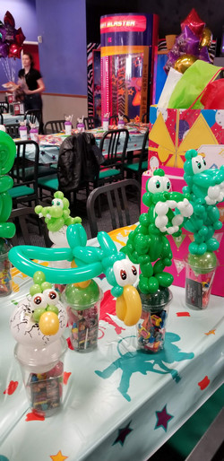Dinosaurs Candy Cup Party Favors