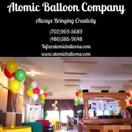 Fiesta Helium Balloon Bouquets
