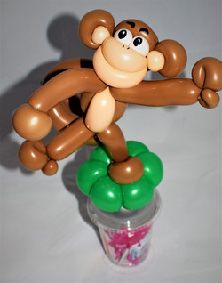 Monkey Candy Cup