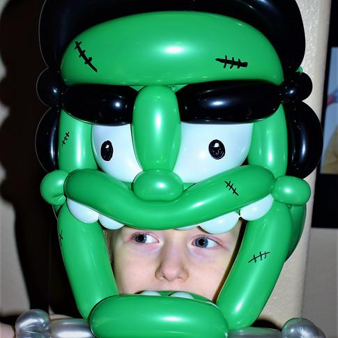 Frankenstein Party Balloon