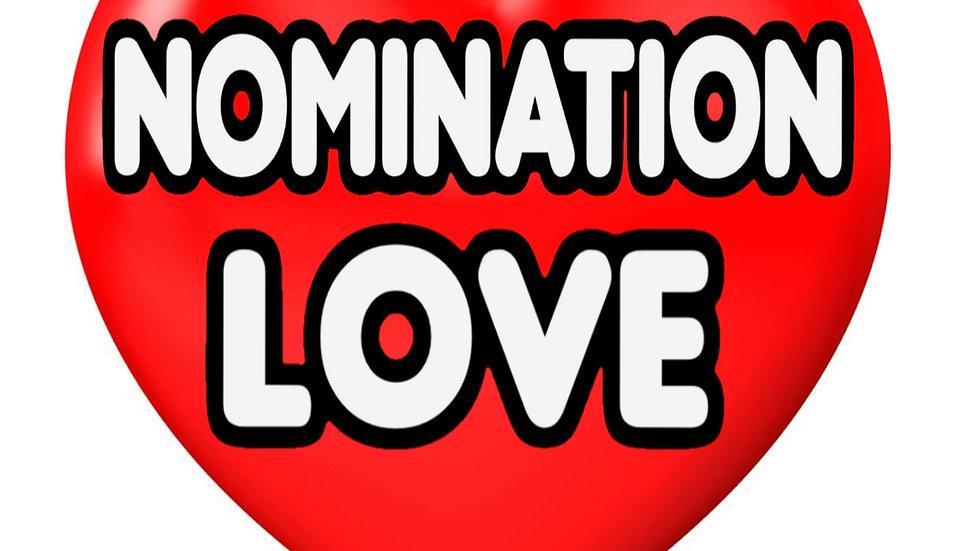 Nomination Love