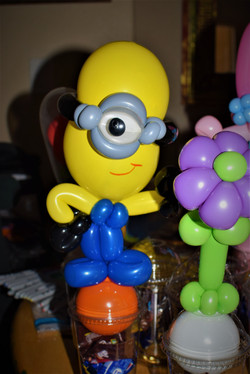 Minion Candy Cup