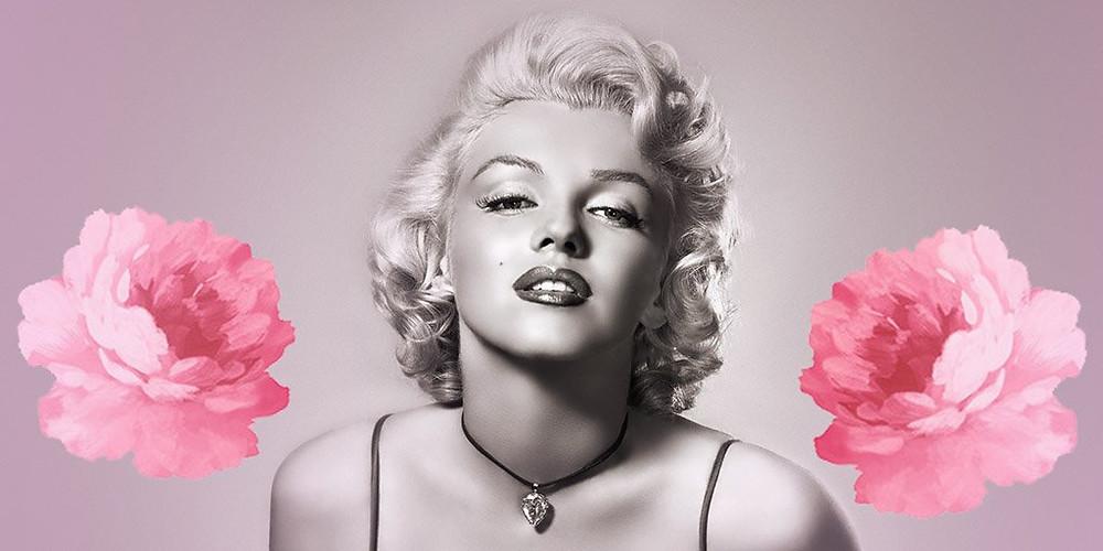 Портрет Мерлин Монро #стильнаябелорусскаямебельдлякухни