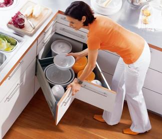 Большие возможности маленькой кухни: оставляем преимущества, устраняем недостатки