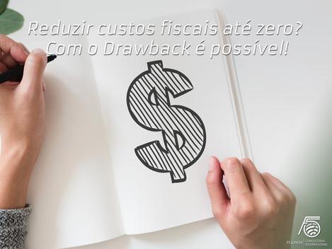 Reduzir custos fiscais? Com o Drawback é possível!