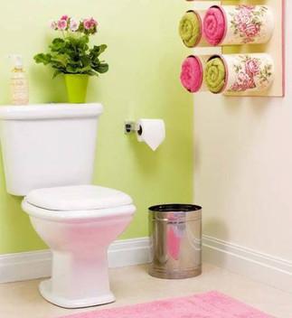 Ванная комната по Фэн-шуй, как правильно?