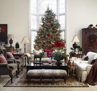 Как создать дома праздничное настроение:  5 ярких идей декора