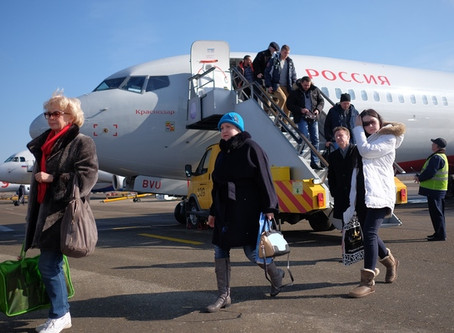 Повышение авиационной мобильности россиян