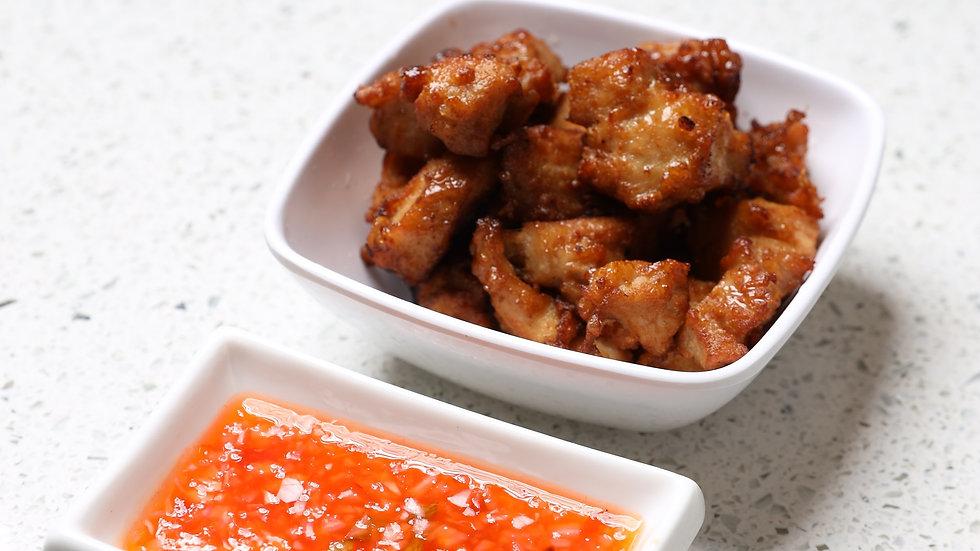 Spicy N Sweet Karaage Chicken