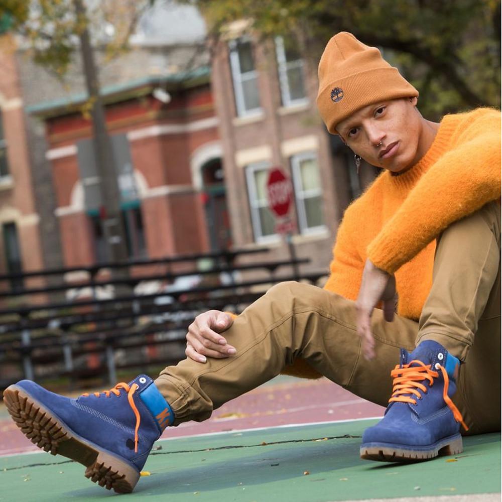 Pas mal nos Boots Timberland NBA NYC Knicks