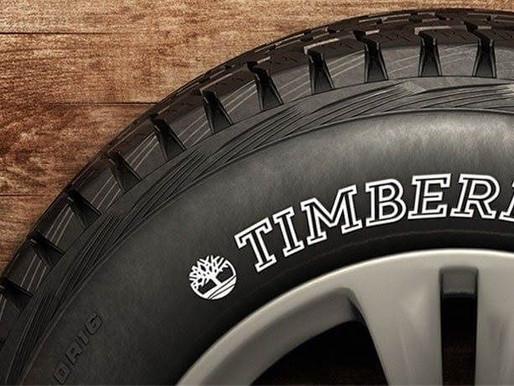 Des pneus de voiture recyclés dans vos chaussures Timberland