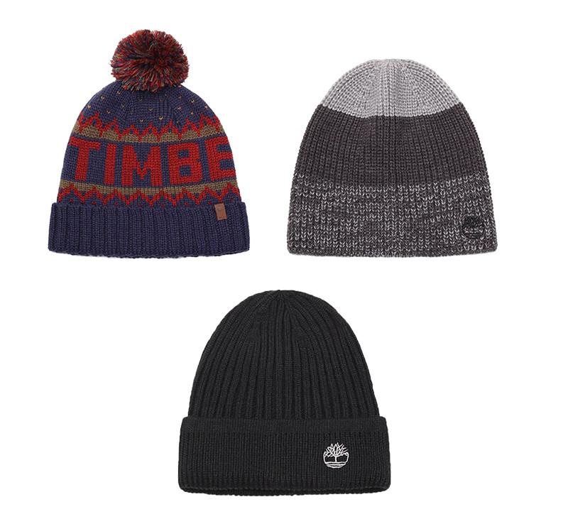 Achetez pour les fêtes de fin d'année un bonnet Timberland avec ou sans pompons