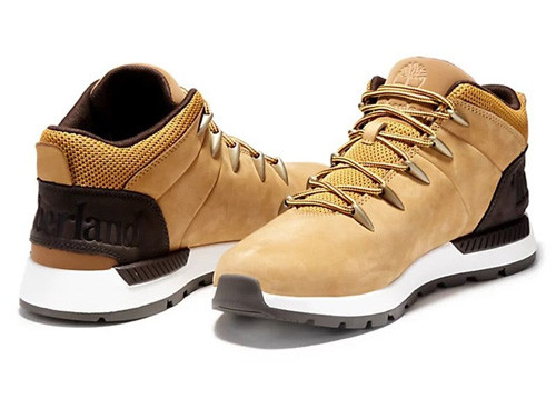 Le style du moment :  Timberland sprint trekker entre baskets et Hikers