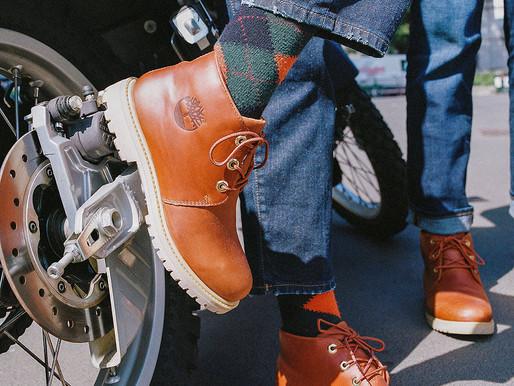 Amis deux roues, Poupette arrive dans votre magasin Timberland Rennes.