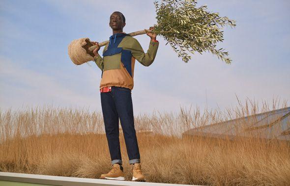 Wilson Oryema est un artiste et un défenseur de l'écologie