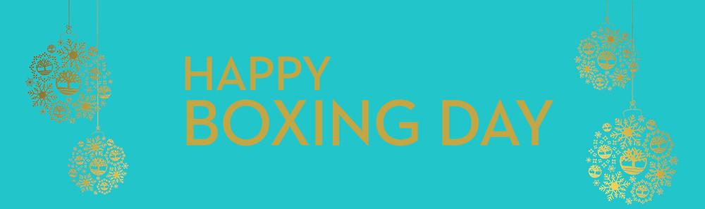 Profitez pleinement des Boxing Days Timberland 2019 du 26 décembre au 05 janvier inclus