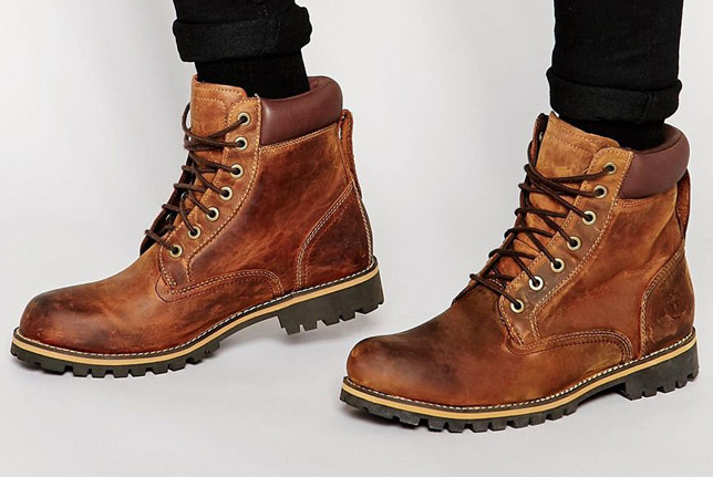 Boots Homme Timberland Rugged 6-inch Waterproof