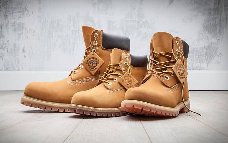 Yellow Boots Timberland pour toute la famille