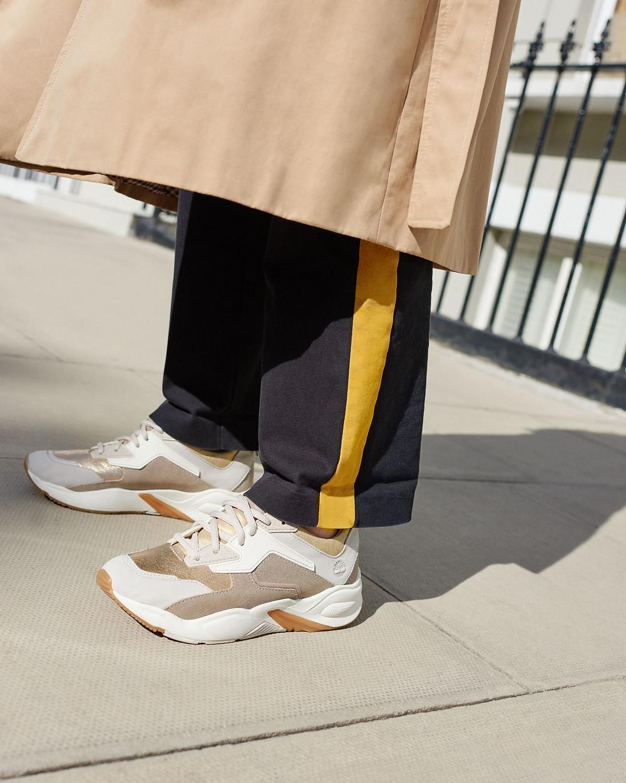 Découvrez les nouvelles Sneakers pour Femme Timberland Delphiville Leather Sneaker