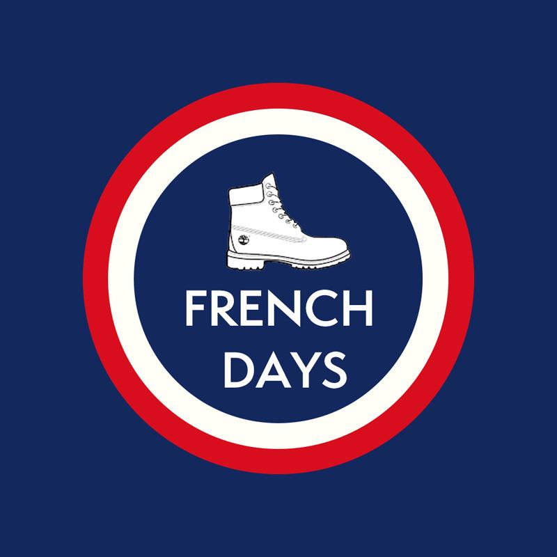 Les French days Timberland 2019 se déroulent du jeudi 26 septembre au dimanche 6 octobre.