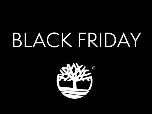 Timberland Black Friday 2020 : une semaine placée sous le signe des promotions