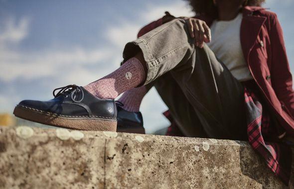 Découvrez les derbies femme Timberland Bluebell Lane des modèles de chaussures écoresponsables