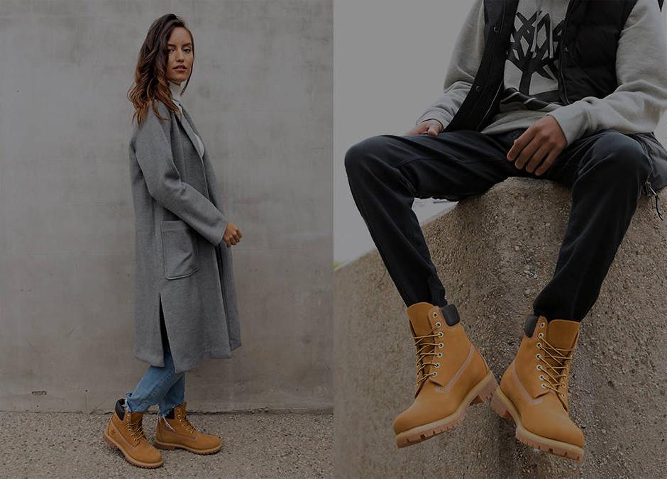 Découvrez nos modèles iconiques de Boots Timberland