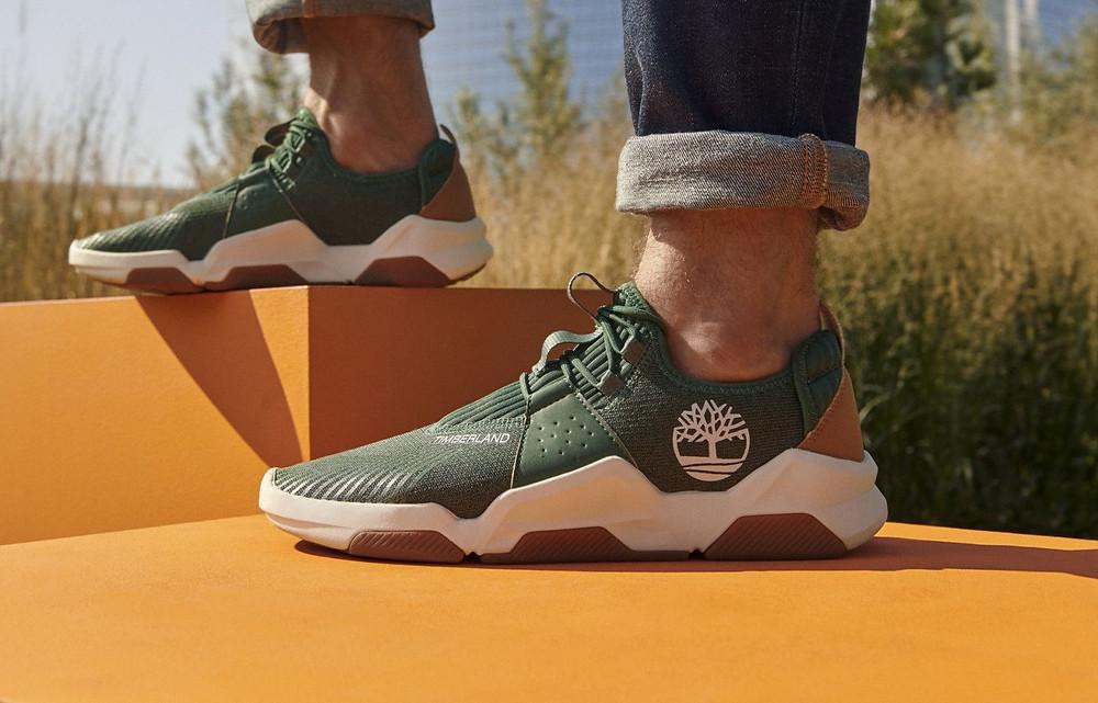 Découvrez les nouvelles de sneakers Timberland Earth Rally pour homme