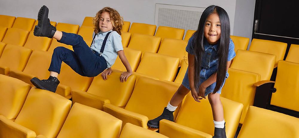 Découvrez les modèles de Boots Timberland pour Enfant