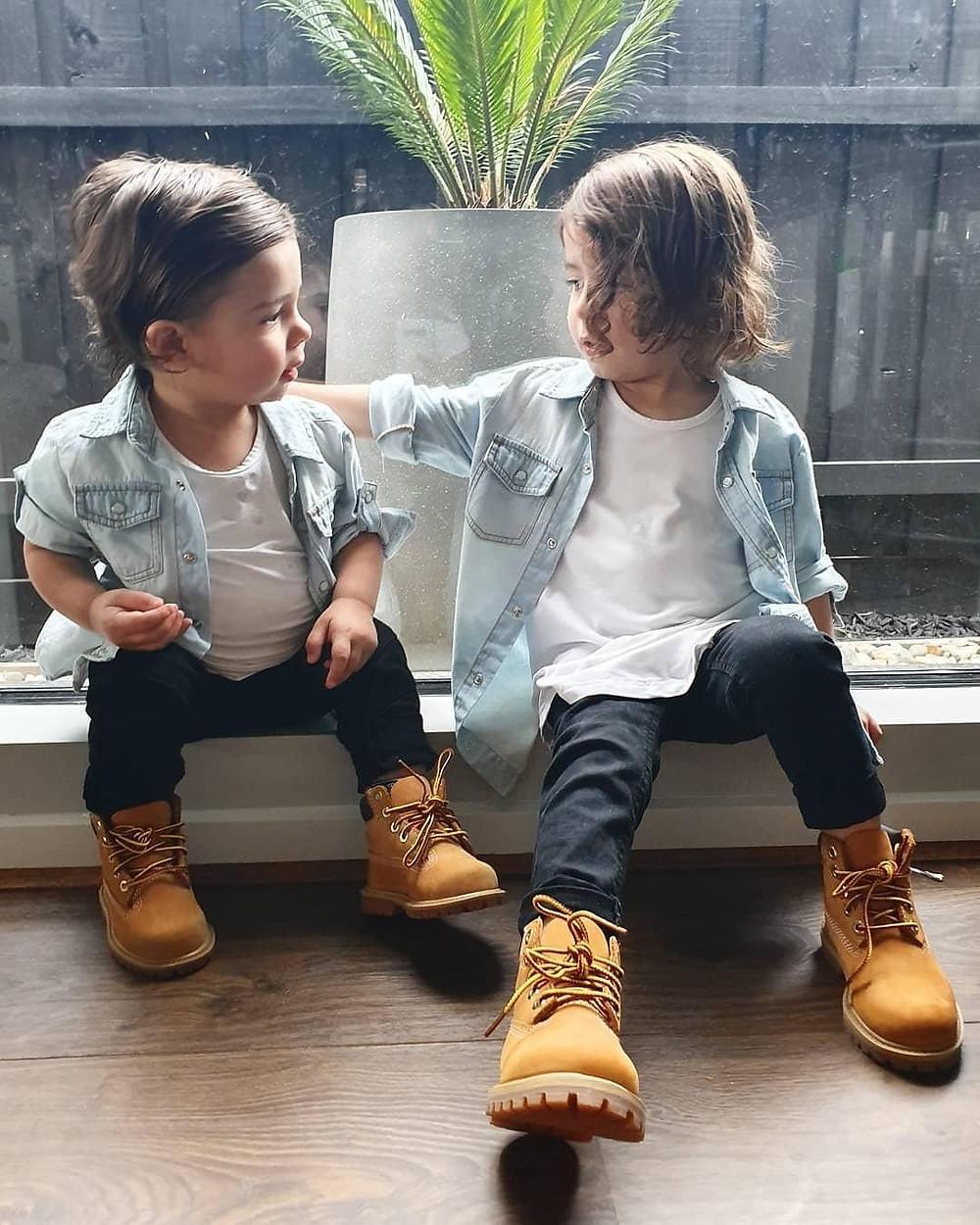 Boots classiques pour Enfant Timberland