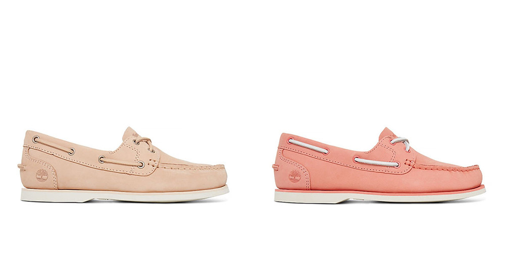 Chaussures Bateaux pour femme Timberland