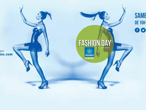 Assistez au Fashion Day Atlantis le samedi 1er octobre !