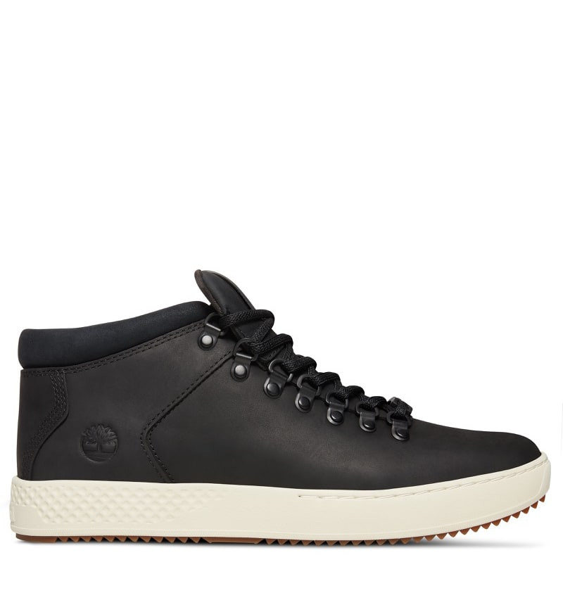Sneakers Homme Timberland Cityroam Cupsole - Cuir noir