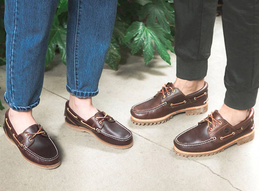 Quelles chaussures homme Timberland porter pour cet été ?