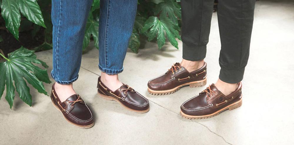 chaussure style timberland
